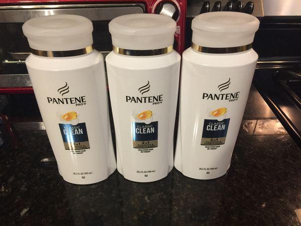 Pantene shampoo bundle