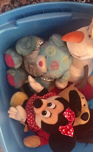 Disney stuffed Animals for Sale in Herndon, VA