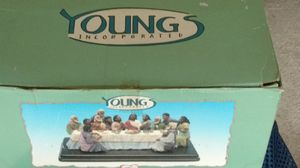 Young's Incorporated The Last Supper featuring black characters for Sale in Columbus, OH