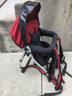 Baby carrier backpack. For hiking/camping/picnic CHICCO for Sale in Philadelphia, PA