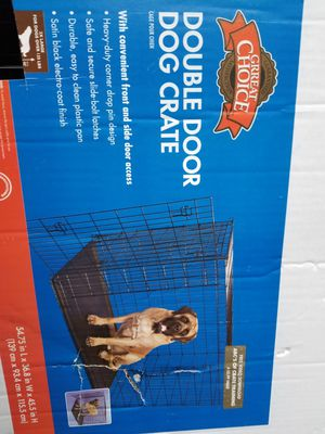 54.75 in. Long Training crate for Sale in US