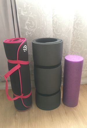 Yoga mats for Sale in Los Angeles, CA