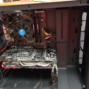 Beginner Gaming Computer - I5 7500 - RX 570 - 250 Gb SSD for Sale in Hillsboro, OR
