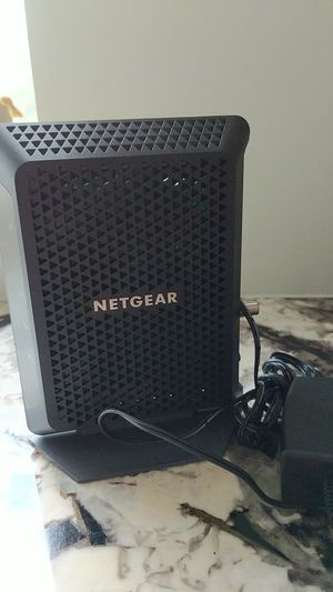 Netgear CM700 modem for Sale in Boca Raton, FL