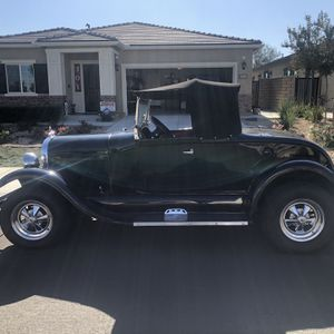 1929 Ford Replica Shay. Made in 1980 for Sale in Menifee, CA