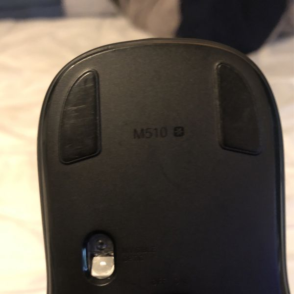 Logitech M510 Wireless USB Mouse