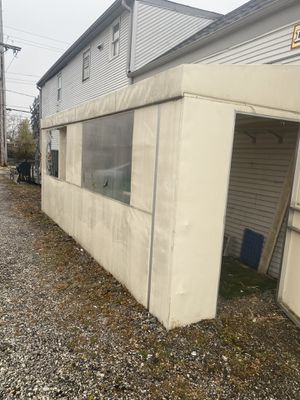 Smokers tent from a bar for Sale in Oak Lawn, IL