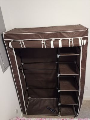 Portable closet organizer for Sale in undefined