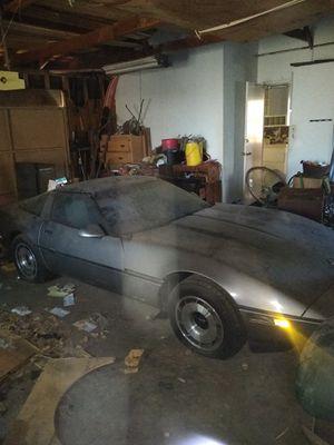 1984 Chevy Corvette for Sale in Corona, CA