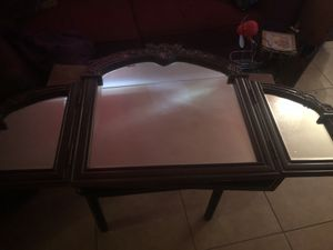 Antique wall mount mirror for Sale in Tucson, AZ