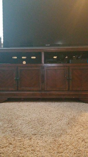 70 inch TV Entertainment Center for Sale in Roy, WA