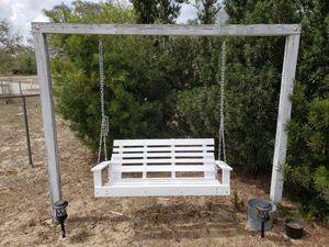 Swing for Sale in Cypress Gardens, FL