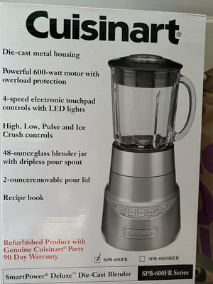 New cuisinart small kitchen appliances for Sale in Brooksville, FL