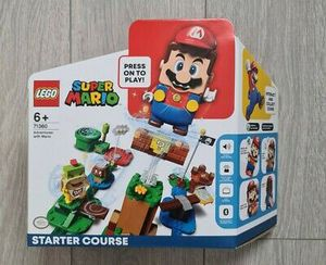 LEGO Super Mario Adventures w/ Mario Starter Course 71360 Brand New for Sale in Cerritos, CA