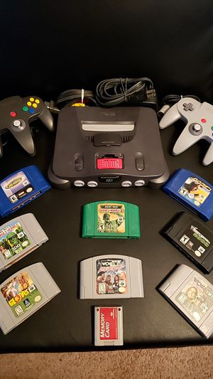 Nintendo 64 bundle for Sale for sale  Gainesville, FL
