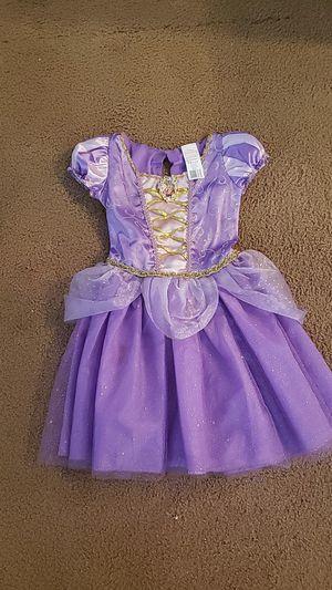 Little girl Rapunzel dress size 4-5 for Sale in Peoria, AZ