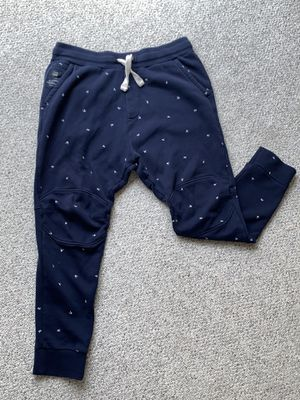 G-Star Raw Sweat Pants Navy Blue Size Large for Sale in Alexandria, VA