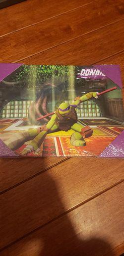 Ninja Turtles TMNT Donatello Canvas Print for Sale in Los Angeles,  CA