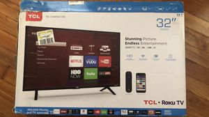"1 TCL 32"" Smart/ Roku TV for Sale in St. Louis, MO"
