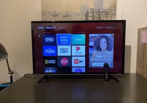 """TCL 32"""" Roku Smart TV for Sale in Boston, MA"""