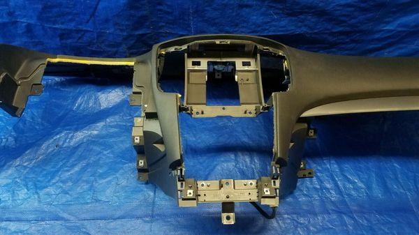2007 2008 2009 2010 2011 2012 2013 2014 2015 2016 INFINITI G35 G37 Q40 Q60 DASHBOARD COVER ASSEMBLY # 34797