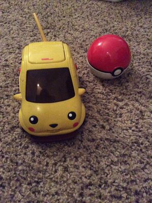 Pokémon Pikachu Remote Control Car for Sale in Thornton, CO