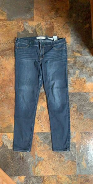 Hollister Jeans size:15 for Sale in Fort McDowell, AZ