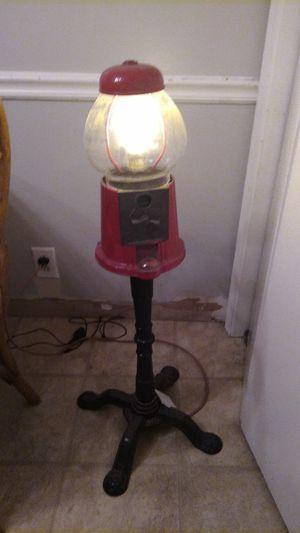 Custom gumball machine lamp make me an offer for Sale in GOODLETTSVLLE, TN