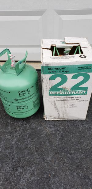 R22 Freon for Sale in Nokesville, VA
