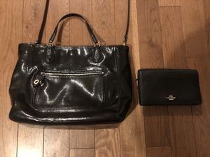 Coach Purse & Wallet for Sale in Taylor, MI