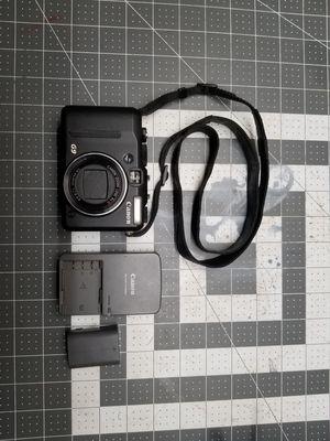 Canon g9 powershot for Sale in Waipahu, HI