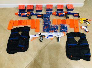 NERF gun set for Sale in Stuart, FL