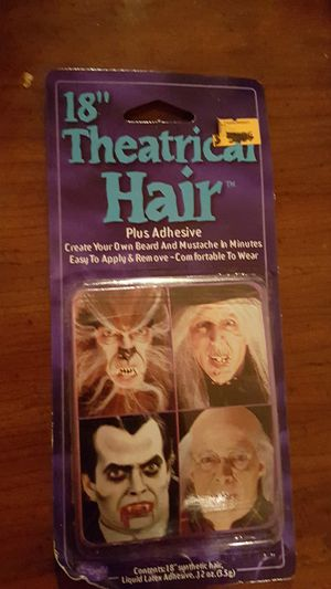 Theatrical hair for Sale in Winston-Salem, NC