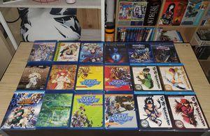 Anime DVD Blu Ray for Sale in Dallas, TX