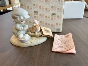 Precious Moment figurine in box for Sale in Marietta, GA