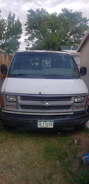Chevy express 3500/ 2001 for Sale in Brighton, CO
