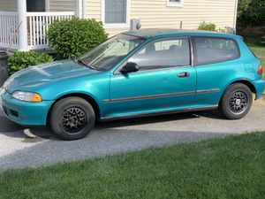 1993 Honda Civic Dx Hatchback for Sale in Hagerstown, MD
