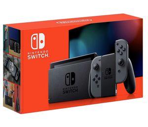 Nintendo Switch 32GB Console - Gray Joy-Con V2 for Sale in Herndon, VA