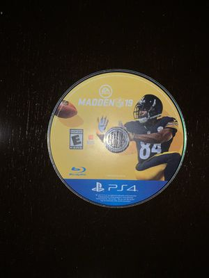 Black Ops 4 , GTA 5 , Madden 19 for Sale in Hialeah, FL