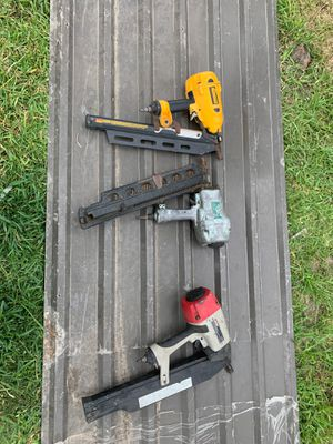 Nail guns for Sale in Highlands, TX