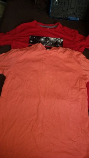 2 Boy T-Shirts Gap and Wonder Nation Size 6-7 for Sale in Lemon Grove, CA