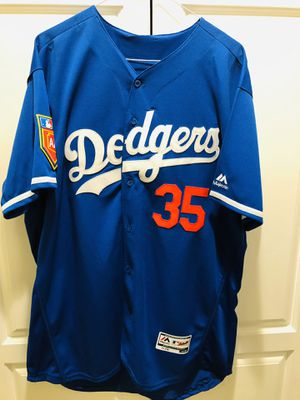 Cody Bellinger MVP Spring Training Jersey! for Sale in Garden Grove, CA