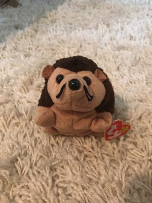 99c0ecea67b Ty Beanie Original Baby Prickles for Sale in Brook Park
