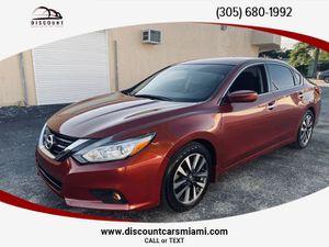 2016 Nissan Altima for Sale in Opa-locka, FL