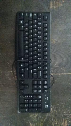 Lightly used k120 Logitech keyboard for Sale in Huntsville, AL