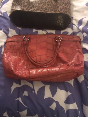 Coach leather purses. Authentic for Sale in Alexandria, VA