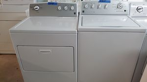 Kenmore Washer and Dryer Set 30 Day Warranty Nice And Clean Tested and Ready To Go Delivery Available For A Small Trip Charge for Sale in Ocean Ridge, FL