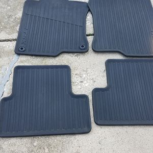 2011-14 Acura TSX Rubber Floor Mats for Sale in Franklin Park, IL