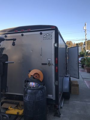 Trailer for sale in good condition for 3,500 or best offer for Sale in Richmond, CA