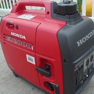 Honda Quiet Generator for Sale in Kent, WA